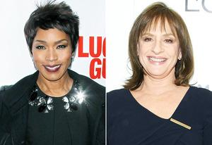 Angela Bassett, Patti LuPone | Photo Credits: Jim Spellman/WireImage,  Charles Eshelman/FilmMagic