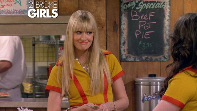 2 Broke Girls - In Need of Protection