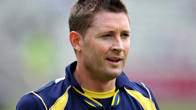 Michael Clarke was pleased with Australia's performance at the MCG