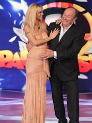 Michelle Hunziker e Gerry Scotti