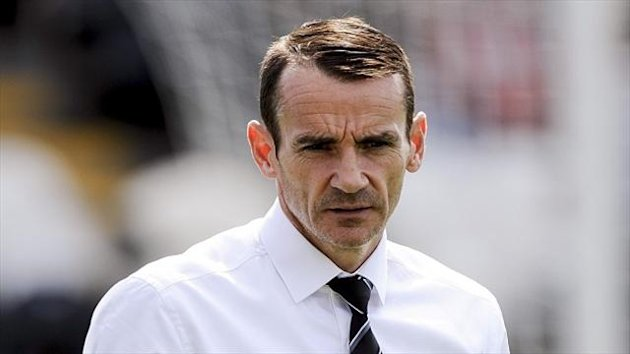 Danny Lennon was relieved to see St Mirren pick up their first win of the season