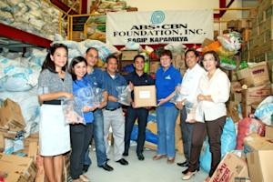 Sealed Air and Pepsi-Cola Philippines Announces Joint Project to Bring Potable Water to Help Typhoon Victims