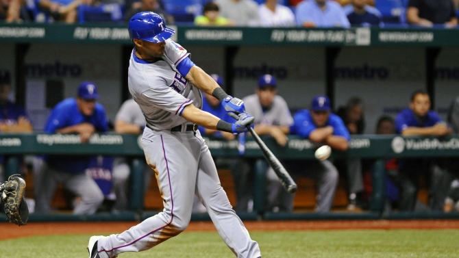 Royals banking on Morales, Rios to fuel power-starved lineup