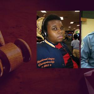 HEARING ON SHOOTING DEATH OF MICHAEL BROWN