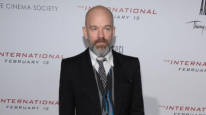 The International NY Screening 2009 Michael Stipe