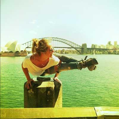 Yoga in the Land of Down Under