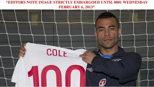 Football - Ashley Cole: England's finest but still the most unloved