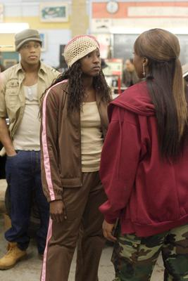 Dwain Murphy , Rutina Wesley and Tracey Armstrong in Paramount Vantage's How She Move