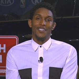 Lou Williams Kia Sixth Man Interview