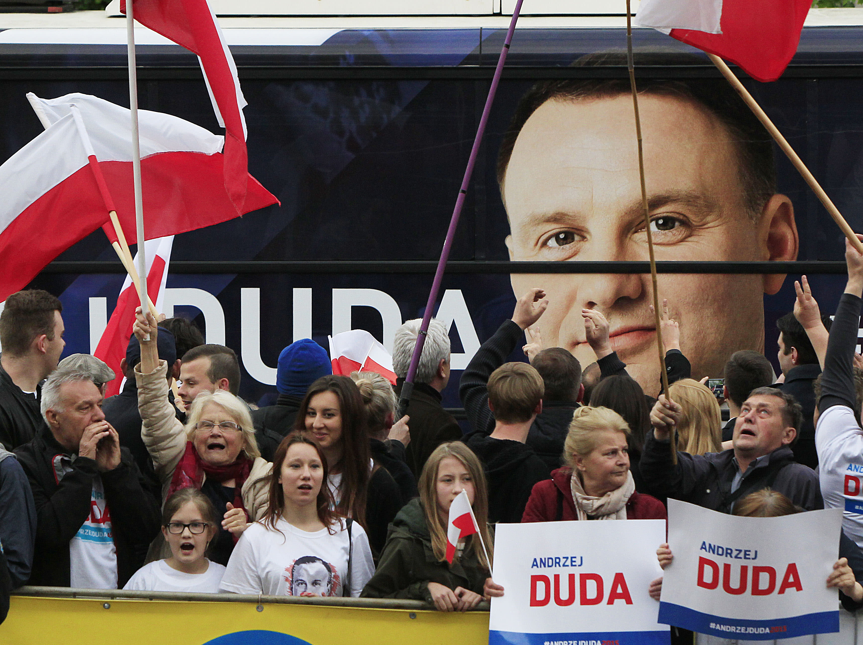 Poland presidential vote could bring return to turbulence