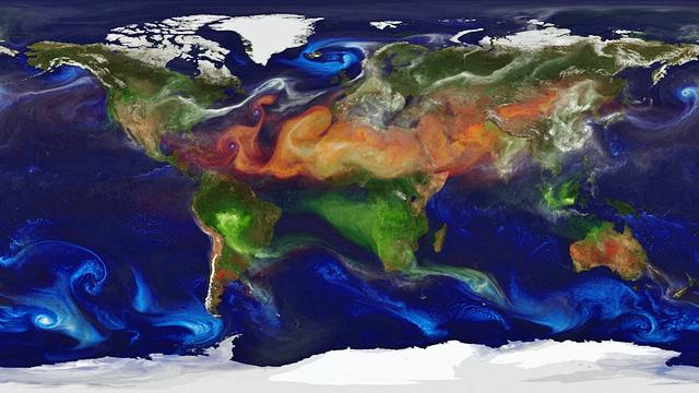 Science Turns the Earth's Atmosphere Into Art [VIDEO]