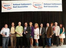 National Foodservice Beef Backer Award Winners Announced