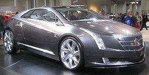 Cadillac To Produce Electric Car