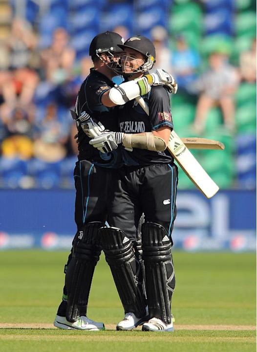 Cricket - ICC Champions Trophy - Group A - New Zealand v Sri Lanka - SWALEC Stadium