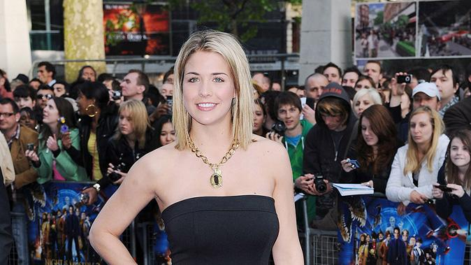 Night at the Museum 2 UK premiere 2009 Gemma Atkinson