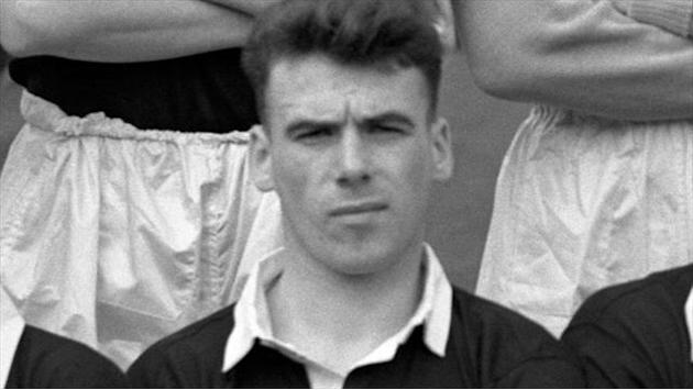 Scottish Football - Hibernian hero Reilly dies aged 84