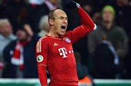 Robben: I crave winning trophies again