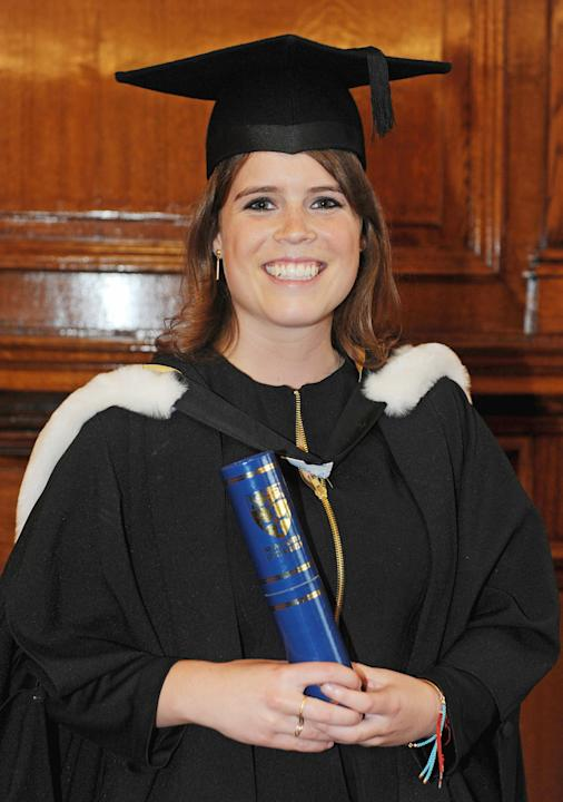 Princess Eugenie Graduation