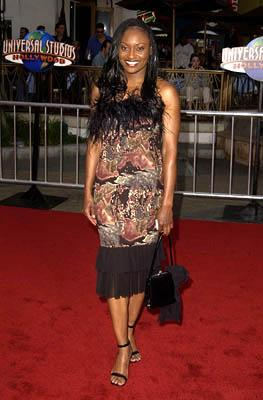 Sherri Howard at the LA premiere of Universal's The Scorpion King