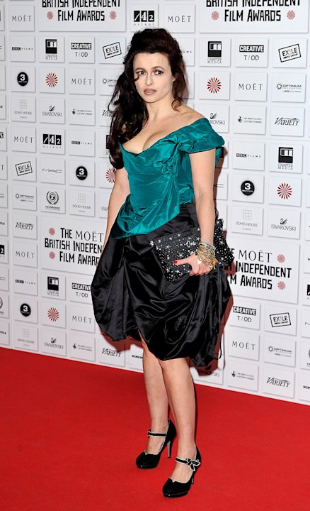 2010 British Independent Film Awards Helena Bonham Carter