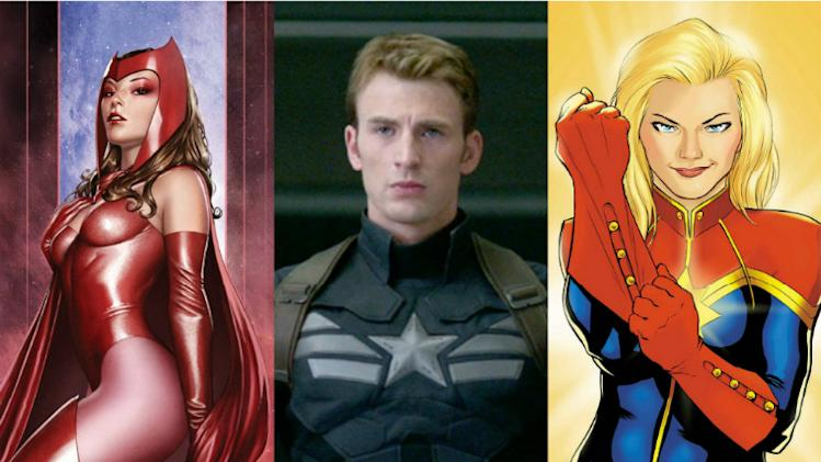 Captain America: Winter Soldier and Avengers: Age of Ultron: 14 things we learned this week