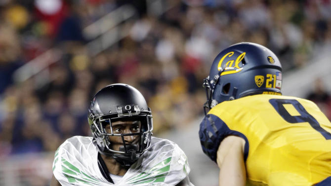 Helfrich: Ekpre-Olomu won't play against FSU