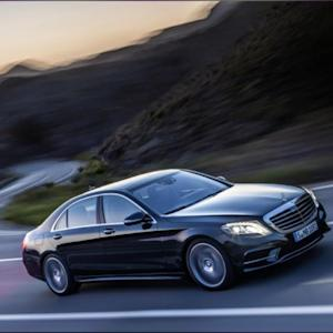 2014 Mercedes-Benz S-Class Recalled For Faulty Seat Belt Anchor
