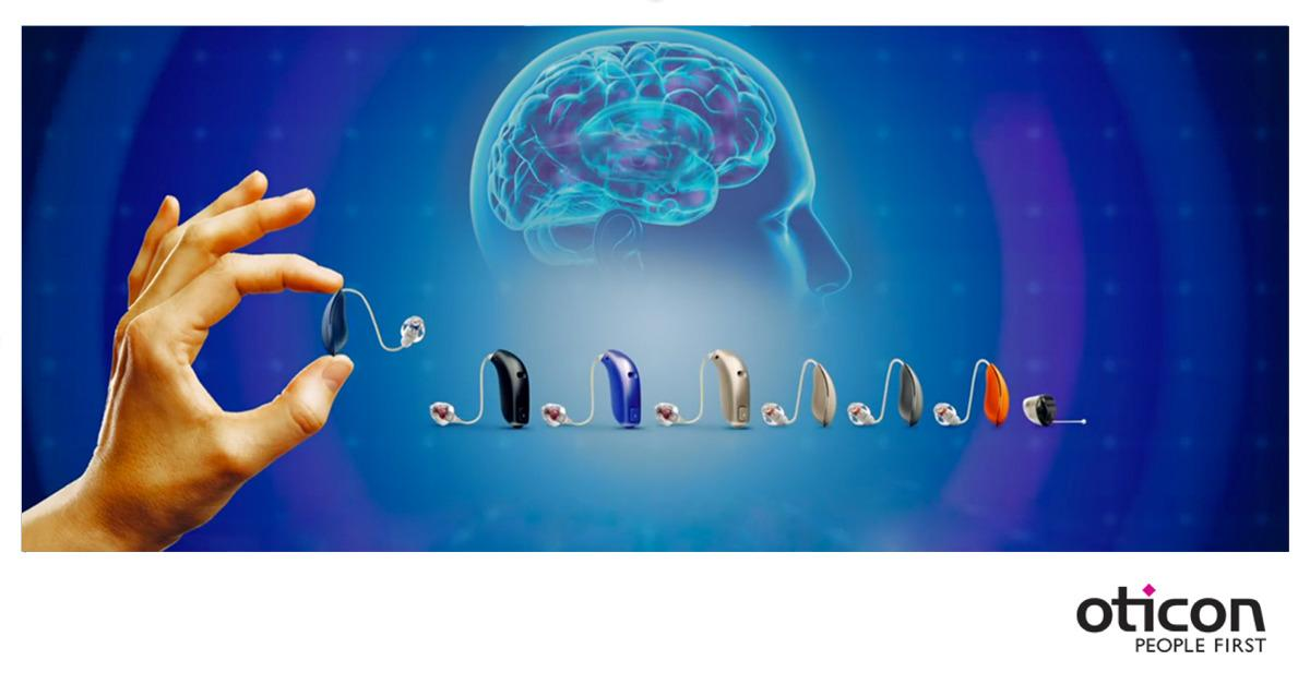 Using Hearing Aids Helps Keep the Brain Fit