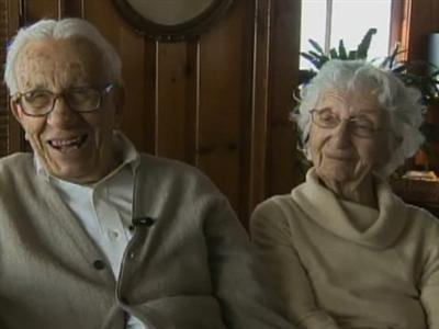 Named Longest-Married Couple, 80 Years Together