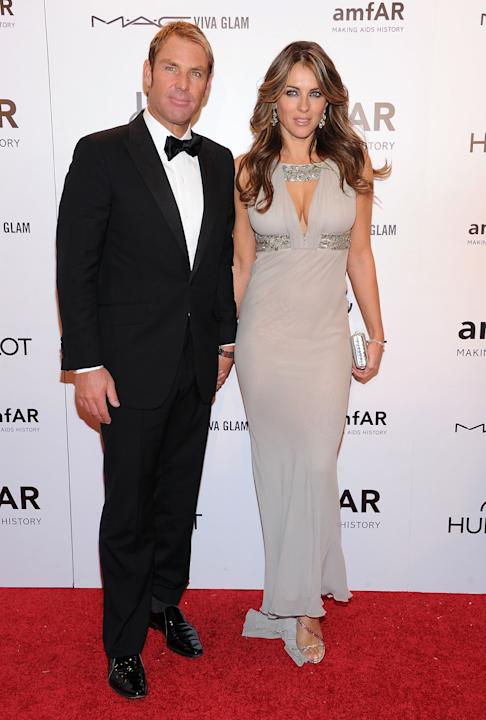 amfAR New York Gala To Kick Off Fall 2012 Fashion Week Presented By Hublot - Arrivals