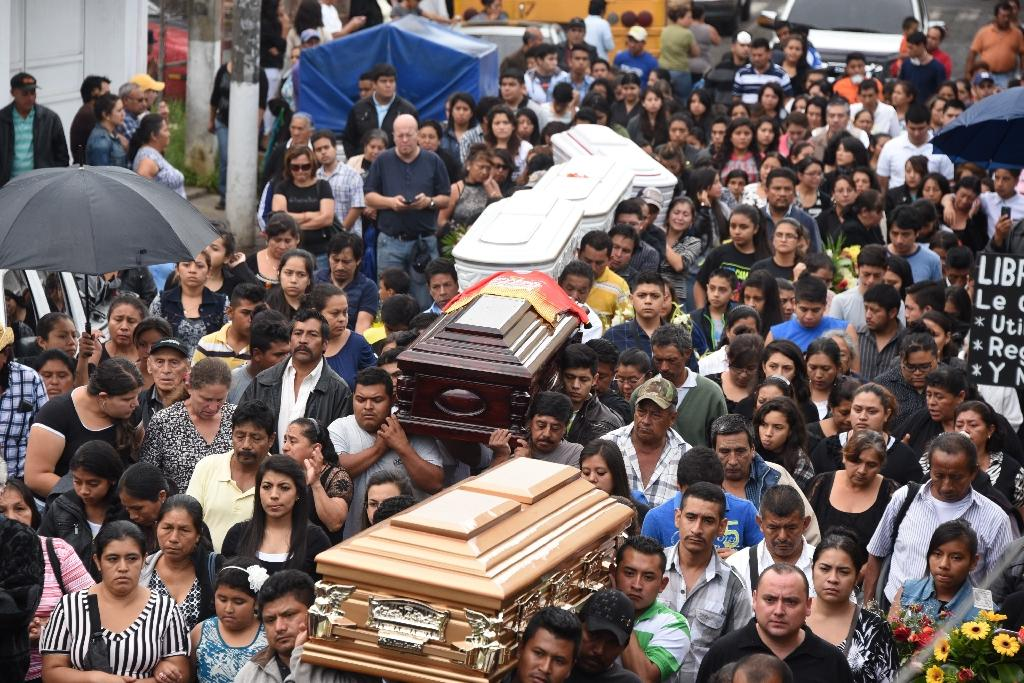 At least 131 killed in Guatemala landslide, hundreds missing