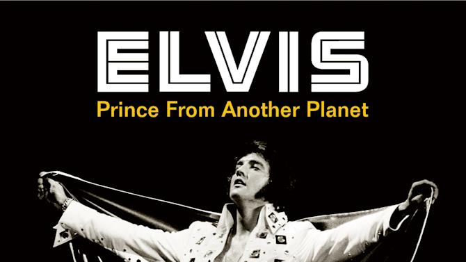 """This cover image released by RCA/Legacy shows the box set for Elvis Presley, """"Elvis: Prince From Another Planet."""" (AP Photo/RCA/Legacy)"""