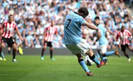 Manchester City midfielder James Milner has recovered from a hamstring injury