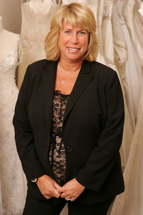 "Dorothy, director of sales and merchandising at Kleinfeld Bridal, on ""Say Yes to the Dress."""