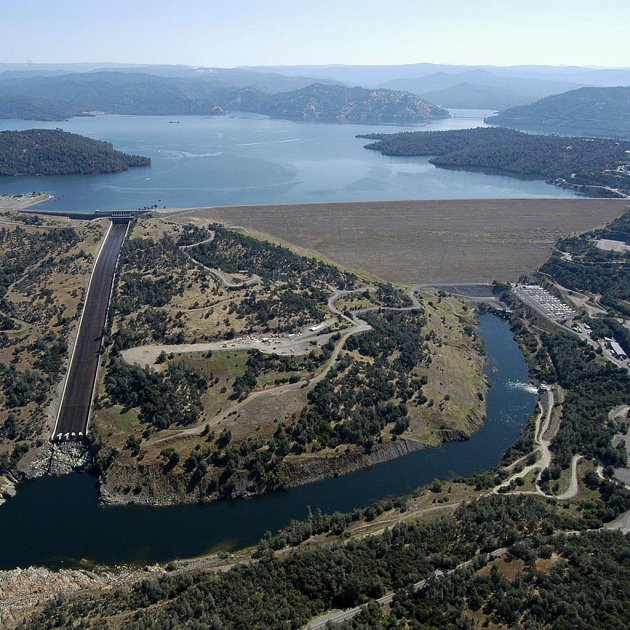 The 10 tallest dams in the world