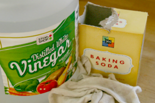 Baking soda & vinegar