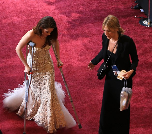 Best Dressed at the 2013 Oscars 2