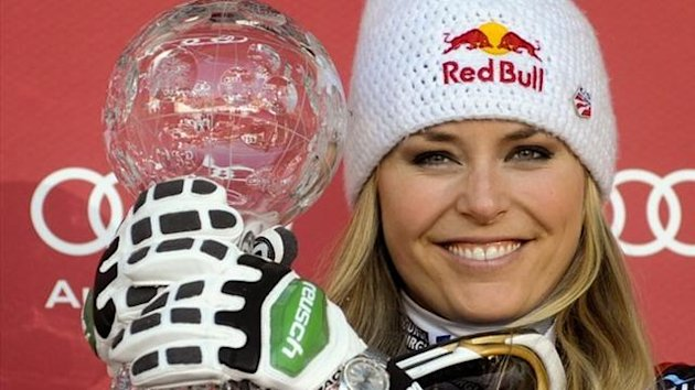 2012 Schladming Vonn Globe