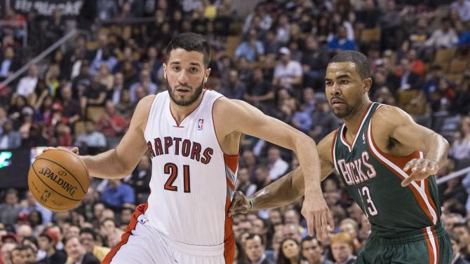 Raptors set franchise mark with 48th win
