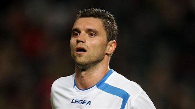 Sanel Jahic left Turkish side Karabukspor in the summer