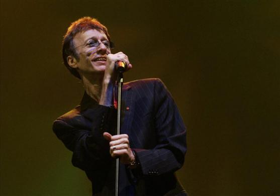 Robin Gibb: The Bee Gees singer passed away on May 20 after a long cancer battle. The dad-of-three, who died aged 62, had suffered from colon and liver cancer (Reuters))
