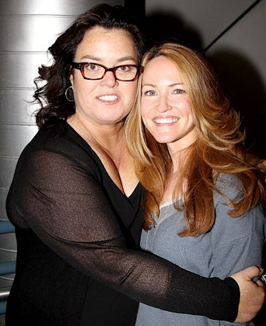 Rosie O'Donnell Secretly Married Fiancee Michelle Rounds in June