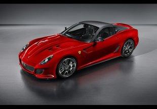 Ferrarj 599 GTO