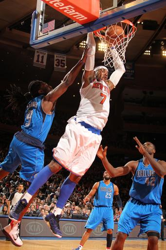 Knicks beat Mavericks 104-94 to stay unbeaten