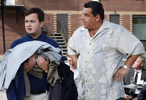 Noah Munck and Steve Schirripa   | Photo Credits: Jonathan Wenk/Mar Vista Entertainment