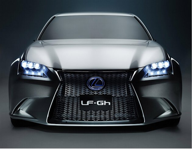 Lexus LF-Gh Hybrid Concep&nbsp;&hellip;