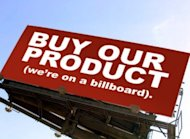 This Just In: A Lot Of People Dont Trust Advertising  image billboard advertisement 300x2203