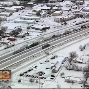 Emergency Crews Ready For Action As Winter Weather Rolls Into Md.