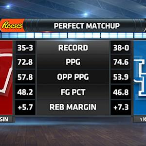 Bracket Breakdown: 1 Wisconsin vs 1 Kentucky Preview