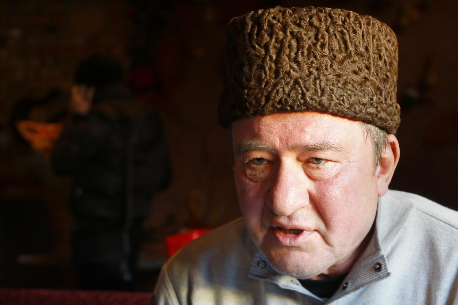 Rights group urges Russia to release Crimean Tatar leader